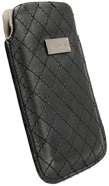 Krusell Coco Mobile Pouch L Schwarz