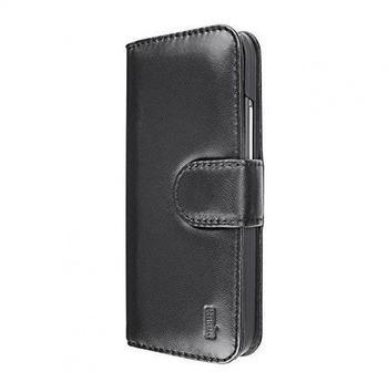 Artwizz SeeJacket Leather (HTC One mini 2) Schwarz