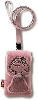 Nici 28606 - Handytäschchen Jolly Mäh, rosa