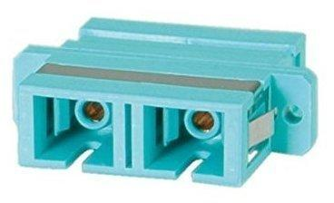 Value LWL-Kupplung SC/SC duplex, OM3 PB