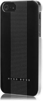 Hugo Boss Hardcover Dots schwarz (iPhone 5)