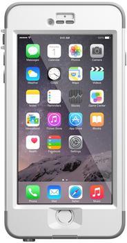 LifeProof Nüüd Case weiß für Apple iPhone 6 Plus