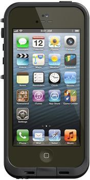 Lifeproof Fre Case olivgrünschwarz für Apple iPhone 5s