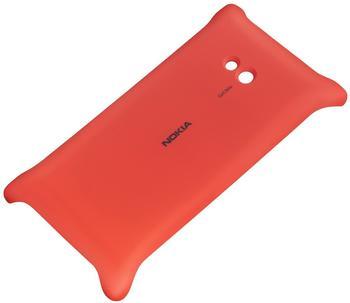 Nokia CC-3064 Ladecover rot für Lumia 720