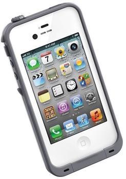 Lifeproof Fre Case weiß für Apple iPhone 4s