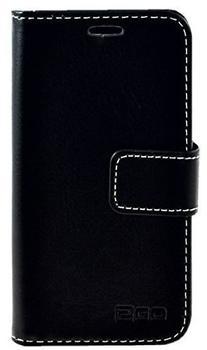 Carstyling XXL 2GO Book-Case Business für Galaxy S5 mini Leder