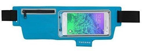 Tucano Sporty Waistband passend für Smartphone sky blue