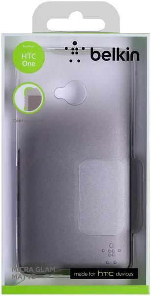 Belkin Micra Fine Case (HTC One) transparent