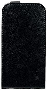 carstyling XXL 2GO Klappetui für Samsung Galaxy S6, Leder schneller Versand innerhalb 24 Stunden