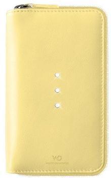 White Diamonds Galben Handy Tasche für Samsung Galaxy S5