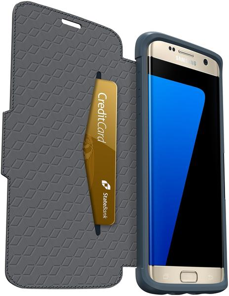 OtterBox Strada Case (Galaxy S7 edge) schwarz