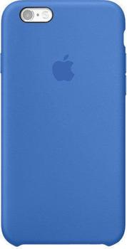 Apple Silikon Case (iPhone 6S Plus) Königsblau