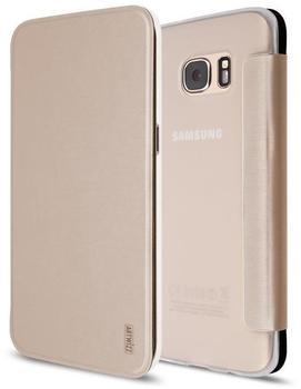Artwizz SmartJacket gold (Samsung Galaxy S7 edge)