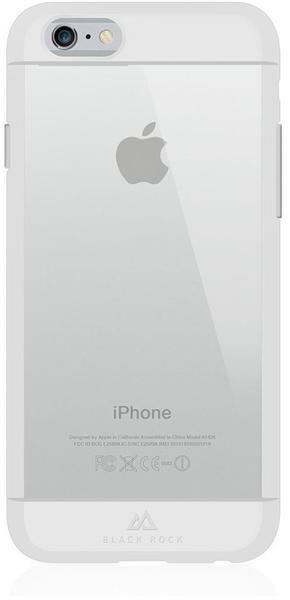 Hama Material Case Transparent Weiß