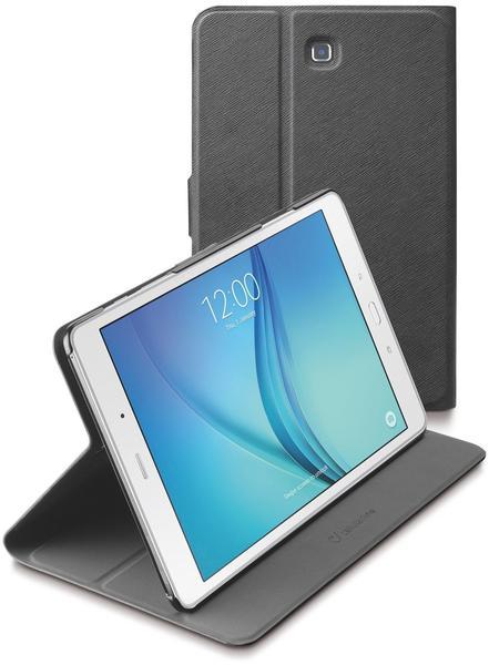 Cellular Line Bookcover Galaxy Tab E 9.6 schwarz (37079)