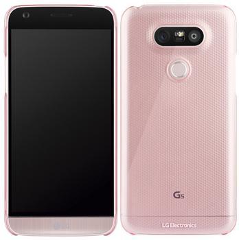 LG Snap Case CSV-180 (G5) rosa
