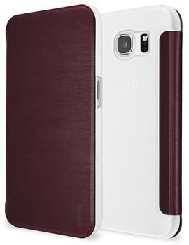 Artwizz SeeJacket Folio marsala (Samsung Galaxy S6)