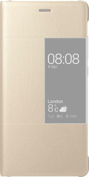 Huawei View Flip Cover (P9) gold