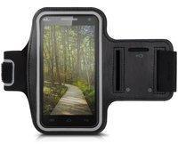 KW-Commerce kwmobile Armband für Wiko Rainbow 3G 4G Schwarz