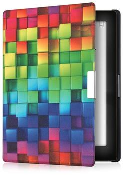 KW-Commerce kwmobile Flip Kunstlederhülle mit Muster Design für Kobo Aura 31484.04