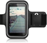 KW-Commerce kwmobile Armband für Wiko Pulp 4G Schwarz