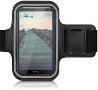 KW-Commerce kwmobile Armband für HTC Desire 820 Schwarz