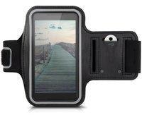 KW-Commerce kwmobile Armband für LG Google Nexus 5X Schwarz