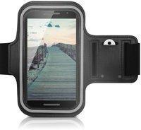 KW-Commerce kwmobile Armband für Motorola Moto X Play Schwarz