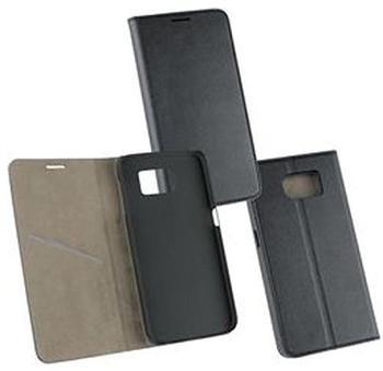 OZBO Fontastic PU Tasche Diary Supra für Samsung Galaxy S7, Schwarz