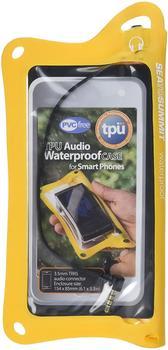 Sea to Summit Sea to Summit: Smartphone Schutzhülle TPU Audio Waterproof Case for Smartphones