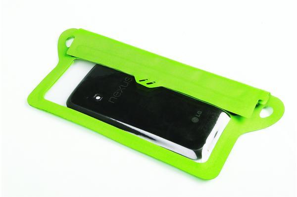 Sea to Summit Smartphone Schutzhülle TPU Audio Waterproof Case, limone