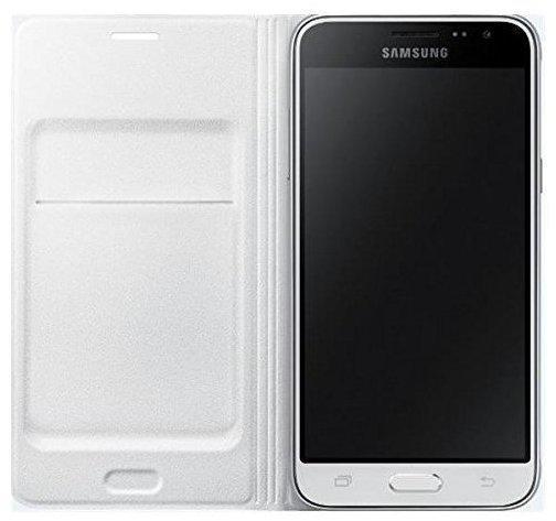Samsung Flip Wallet (Galaxy J5 2016) weiß
