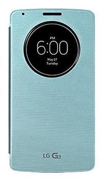LG QuickCircle Case Grün (LG G3)