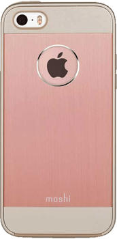 Moshi iGlaze Armour Case (iPhone SE/5/5s) rosé gold