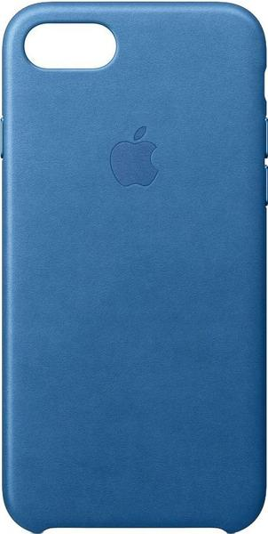 Apple iPhone Case Leder iPhone 7 meerblau