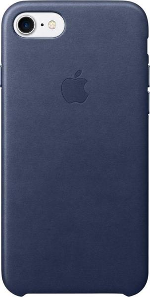 Apple iPhone Case Leder iPhone 7 mitternachtsblau