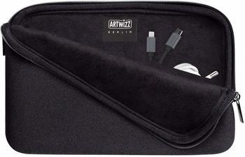 Artwizz Cable Sleeve Neopren-Tasche für Kabel, Ladegerät Schwarz