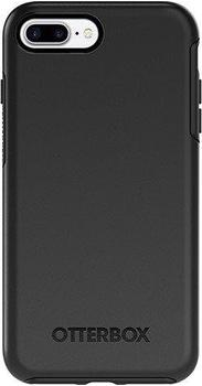OtterBox Symmetry Backcover (iPhone 7 Plus) Black