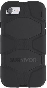 Griffin Survivor All-Terrain Case (iPhone 7) schwarz