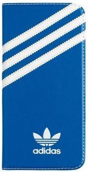 Adidas Originals Booklet Case (Galaxy S7 Edge) bluebird/white