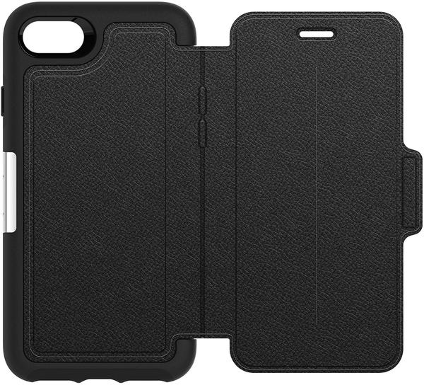 OtterBox Strada Case (iPhone 7) onyx