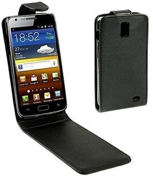 König-Shop Schutzhülle Flip Tasche Samsung Galaxy S2 ITE i9210