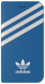 Adidas Originals Booklet Case (iPhone 7) blau