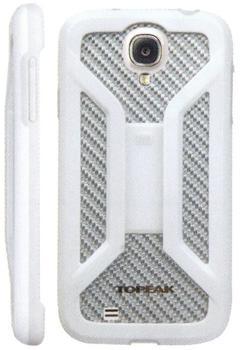 Topeak RideCase Galaxy S4 für Samsung inkl. RideCase Mount WHITE