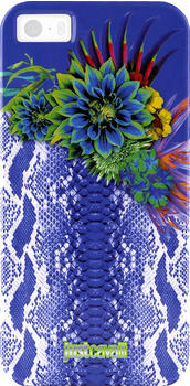 Puro Just Cavalli Python Flower (iPhone 5/5S)