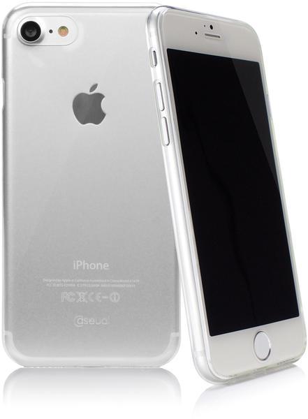 Caseual Flexo Slim (iPhone 7 / 8) Klar