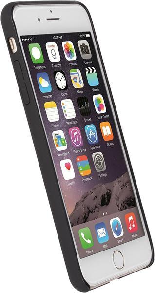 Krusell Backcover Bellö (iPhone 7 Plus) schwarz