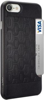 Ozaki O!coat 0.3+Pocket Handy-Schutzhülle 11,9 cm (4.7 Zoll) Cover Schwarz