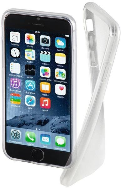 Hama Crystal Backcover iPhone 6 iPhone 6s Transparent