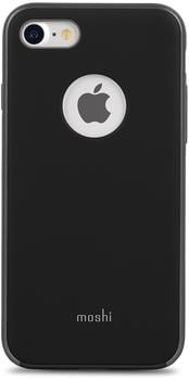 Moshi iGlaze Case (iPhone 7) schwarz